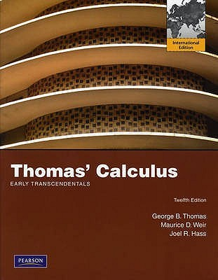 Thomas' calculus 11th edition by frank r. Giordano, ross l. Finney.