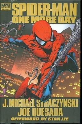 Spider-Man by J. Michael Straczynski