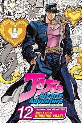 JoJo's Bizarre Adventure, Vol. 12 (Stardust Crusaders, #12)