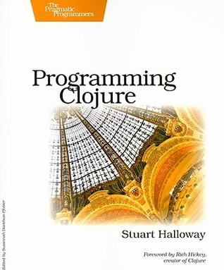 Programming Clojure by Stuart Halloway