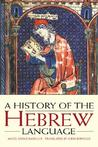 A History of the Hebrew Language