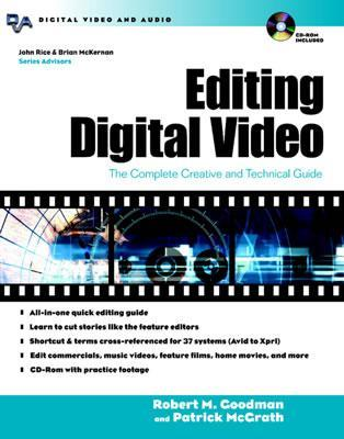 Editing digital video the complete creative and technical guide 431187 sciox Choice Image