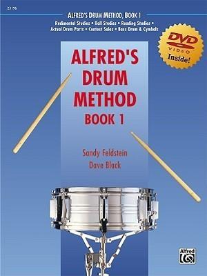 Alfred's Drum Method, Bk 1: The Most Comprehensive Beginning Snare Drum Method Ever!, Book & DVD