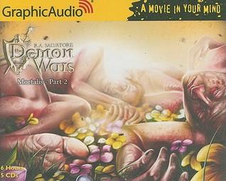 Mortalis (2 of 3) (The DemonWars Saga #4)