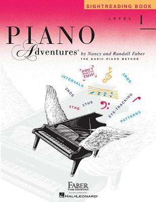 Piano Adventures Sightreading Book, Level 1