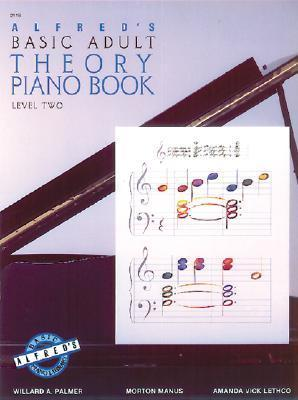 Alfred's Basic Adult Theory Piano Book Level Two