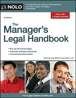 The Manager's Legal Handbook
