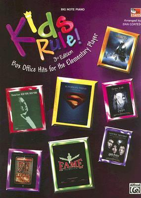 Kids Rule!: Box Office Hits for the Elementary Player: Big Note Piano