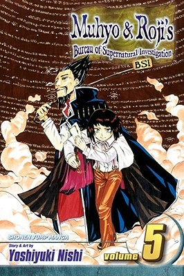 Muhyo & Roji's Bureau of Supernatural Investigation, Vol. 5
