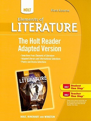 Holt elements of literature fifth course essentials of american holt elements of literature fifth course essentials of american literature by holt rinehart and winston inc fandeluxe Image collections