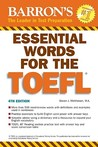 Essential Words for the TOEFL by Steven J. Matthiesen
