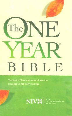 The One Year Bible: New International Version, Arranged In 365 Daily Readings