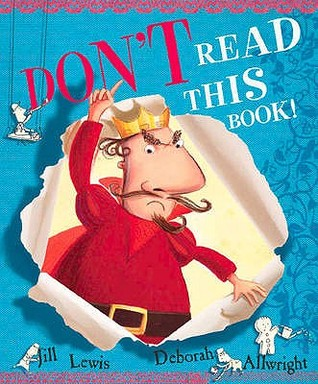 Don't Read This Book! by Jill Lewis