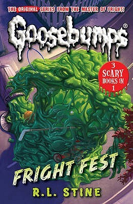 Fright Fest by R.L. Stine