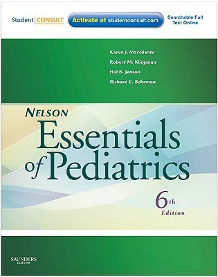 Nelson Essentials of Pediatrics [with Student Consult Online Access Code]