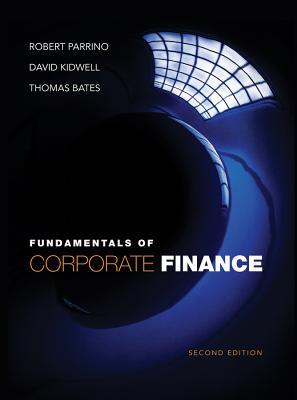 fundamentals of corporate finance 4th edition parrino