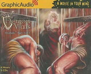 Mortalis (3 of 3) (The DemonWars Saga #4)