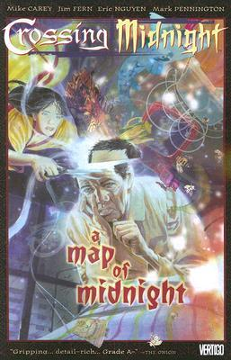 Crossing Midnight, Vol. 2: A Map of Midnight