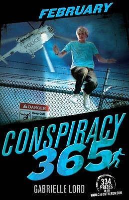 February (Conspiracy 365, #2)