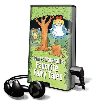 James Marshall's Favorite Fairy Tales by James  Marshall