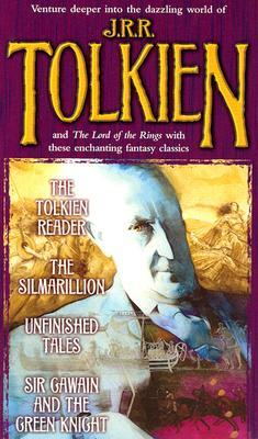 Tolkien Fantasy Tales 4c box set MM