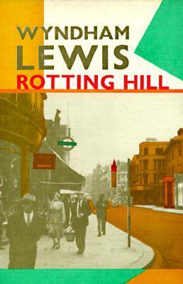 Rotting Hill by Wyndham Lewis