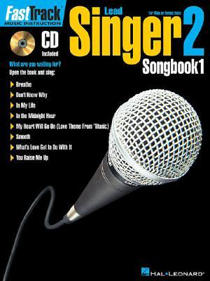 Fasttrack Lead Singer Songbook 1 - Level 2: For Male or Female Voice
