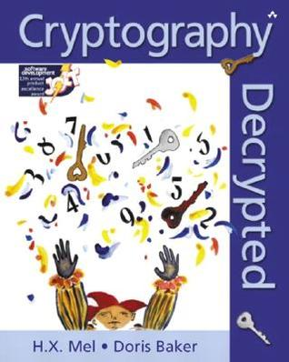 Cryptography Decrypted by H.X. Mel