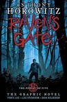 Raven's Gate: The Graphic Novel (The Power of Five: The Graphic Novels, #1)