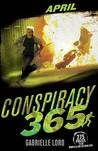 April (Conspiracy 365, #4)