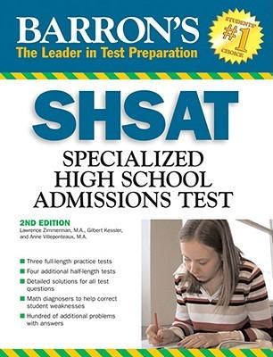 Barron's New York City SHSAT: Specialized High School Admissions Test