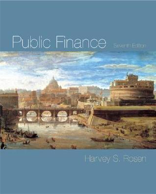 Public Finance by Harvey S. Rosen