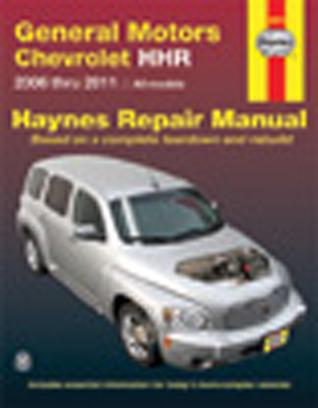 General Motors Chevrolet HHR: 2006 thru 2011 All models
