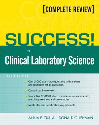 Success in clinical laboratory science by anna ciulla 6695609 fandeluxe Gallery