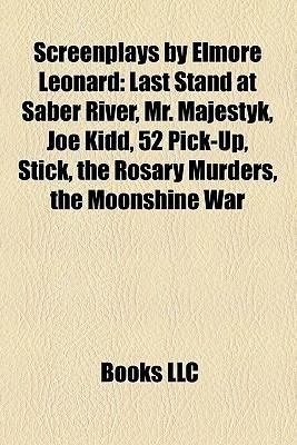 Screenplays by Elmore Leonard