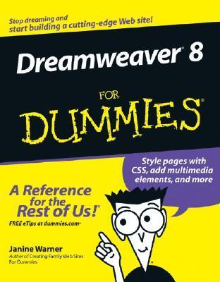 Dreamweaver 8 For Dummies (For Dummies