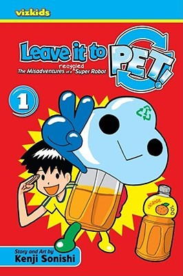Leave It to PET! by Kenji Sonishi