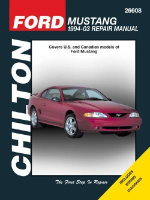 Ford Mustang: 1994 Through 2004, Updated To Include 1999 Through 2004 Models
