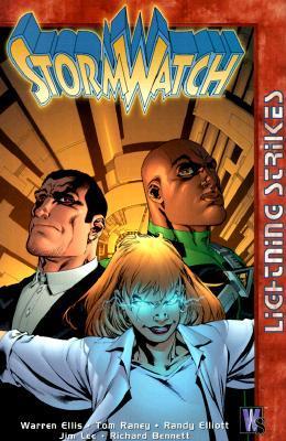 StormWatch, Volume 2 by Warren Ellis
