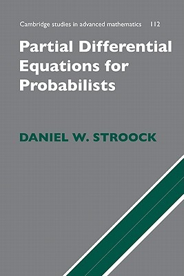 Partial Differential Equations for Probabilists