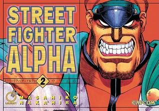 Street Fighter Alpha Volume 2