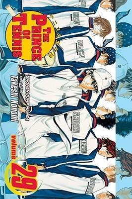 The Prince of Tennis, Volume 29 by Takeshi Konomi