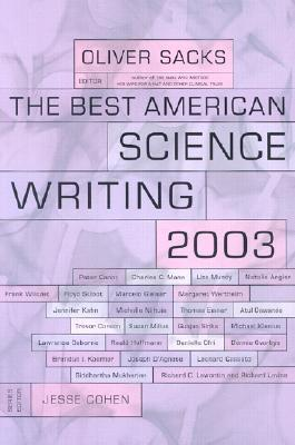 The Best American Science Writing 2003