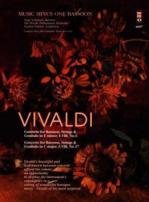 Vivaldi Concerto in E, F.VIII/6 (Rv484); Concerto in C, F.VIII/17 (Rv472)
