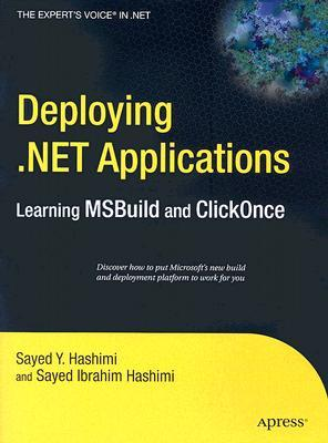 Epub books download ipad Deploying .Net Applications: Learning Msbuild and Clickonce
