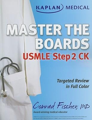 Kaplan medical usmle master the boards step 2 ck by conrad fischer kaplan medical usmle master the boards step 2 ck fandeluxe Images