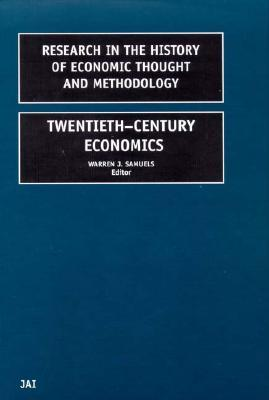 Research in the History of Economic Thought and Methodology, Volume 18C: A Research Annual