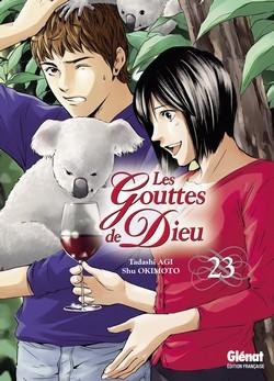 Les Gouttes de Dieu, Tome 23 por Tadashi Agi, Shu Okimoto