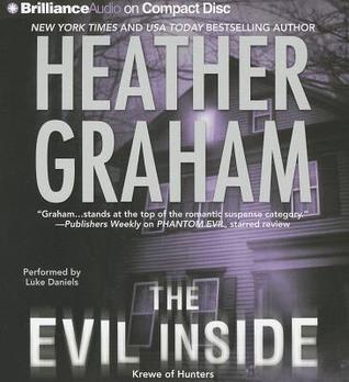 The Evil Inside (Krewe of Hunters, #4)