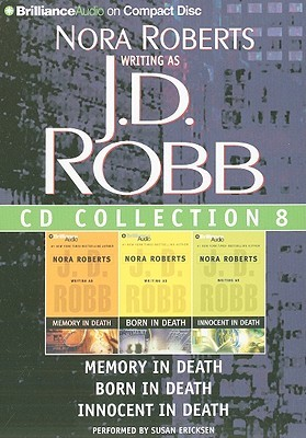 J. D. Robb CD Collection 8 by J.D. Robb